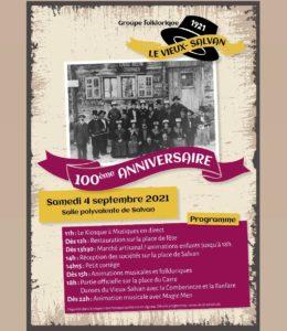 100e Anniversaire du Vieux Salvan @ Salvan